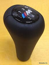 BMW ///M Leather Shift Knob E46 330xi 328ci 323ci 325xi 330ci 325ci ZHP 320i