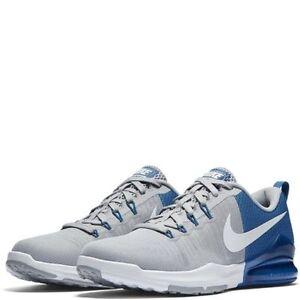 9344e34039a8 Nike Zoom Train Action Men s Runnin Training Shoes Blue Grey 852438 ...