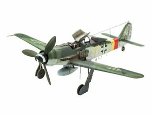 Revell 03930 Focke Wulf Fw190 D-9 im Maßstab 1:48 Level 5