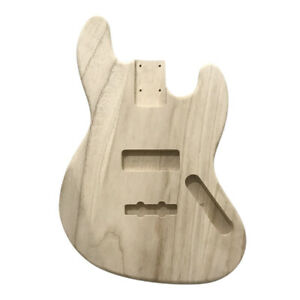 DIY-Electric-Guitar-Body-Barrel-Polished-Maple-for-JB-Style-Bass-Guitar-F5V1
