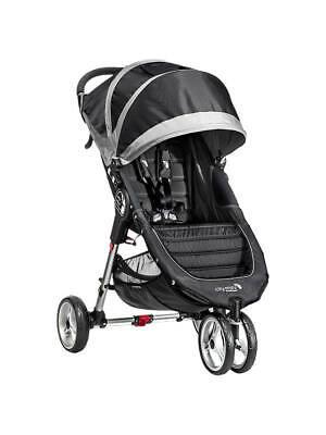 Baby Jogger City Mini 3 Wheel Pushchair, Black/Grey | eBay