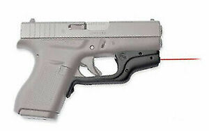 Crimson Trace LG-443 Laserguard For Glock 42  380 Acp Trigger Guard Laser  Sight