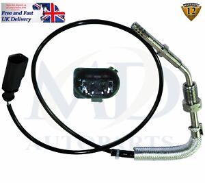Leon Température des gaz d/'échappement EGT Ibiza Capteur pour Seat Altea 1.6 2.0 TDI