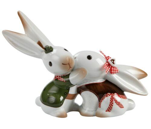 "Hasenpärchen /""OKTOBERFEST/"" BUNNY IN LOVE/"" Bunny de Luxe /""Special Edition/"""