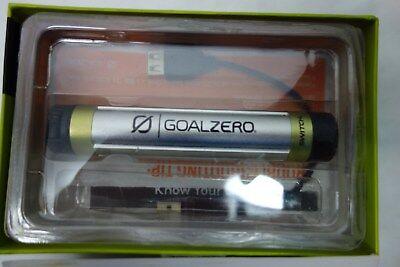 Handy-zubehör Handys & Kommunikation Silber-grün Herausragende Eigenschaften Gutherzig Goal Zero Akkupack Switch 8 Recharger