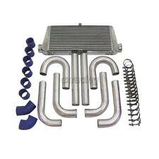 """CXRacing 31x12x4"""" Intercooler + 3"""" Universal Turbo Piping Kit For MIATA Mazda"""