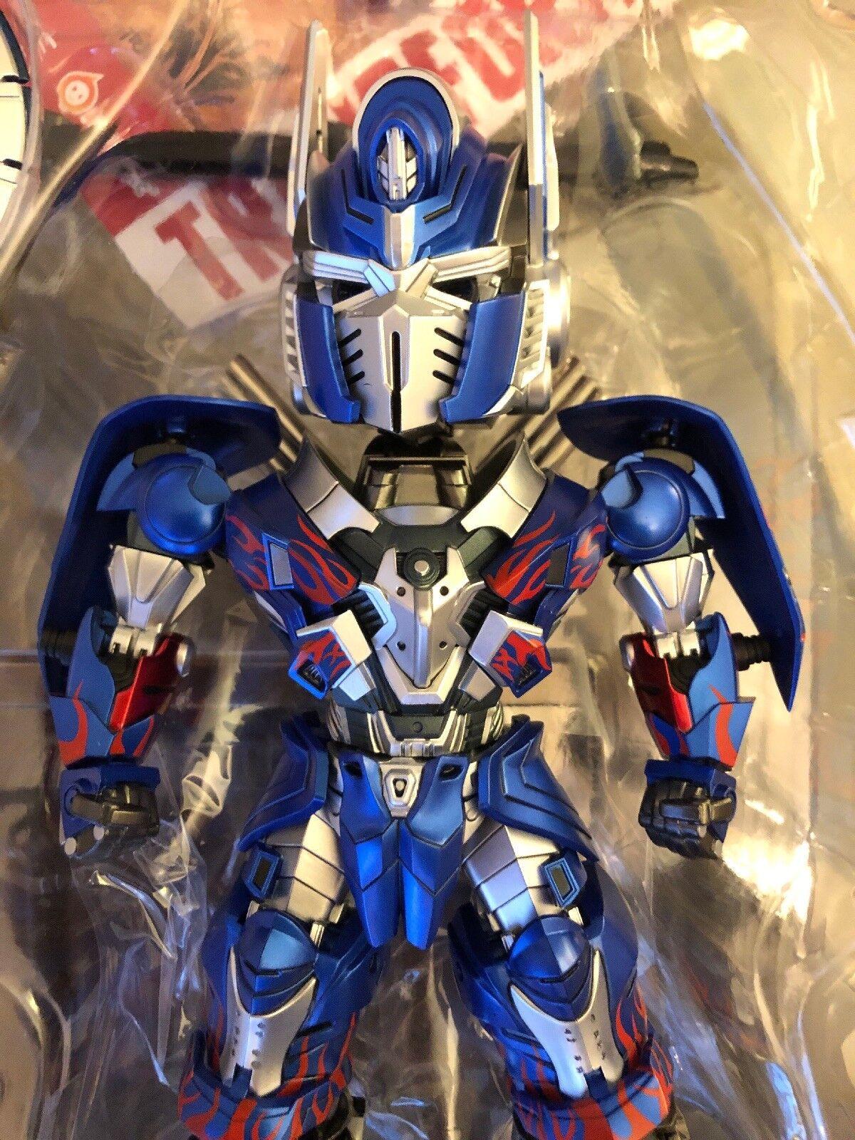 Kids Logic 01 Optimus Prime-Transformers MIB