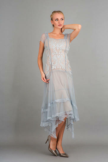 50% OFF  Nataya  Romantic bluee Topaz 5634 Vintage Inspired  For Lori