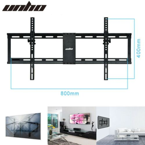 Tilting TV Wall Bracket Mount For Samsung LG 32 36 40 42 50 55 60 65 70 85 Inch