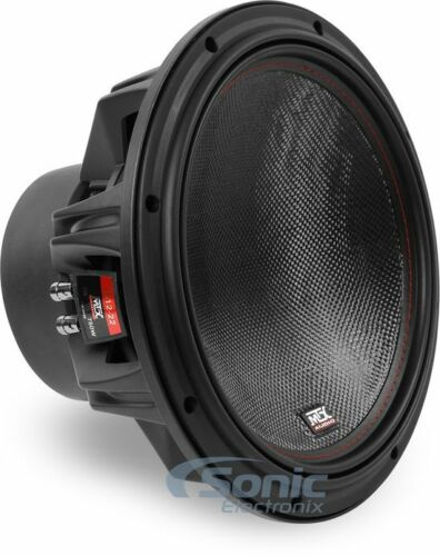 "MTX SuperWoofer 1500W 12/"" Dual 2 Ohm Competition Level Car Subwoofer7512-22"