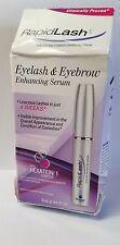 RAPIDLASH Eyelash & Eyebrow Enhancing Serum Sealed NIB