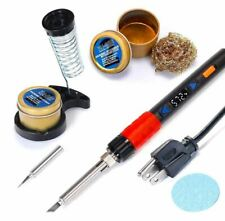 Yihua 928d Iii Hand Soldering Iron Kit With Cleaning Supplies Nib
