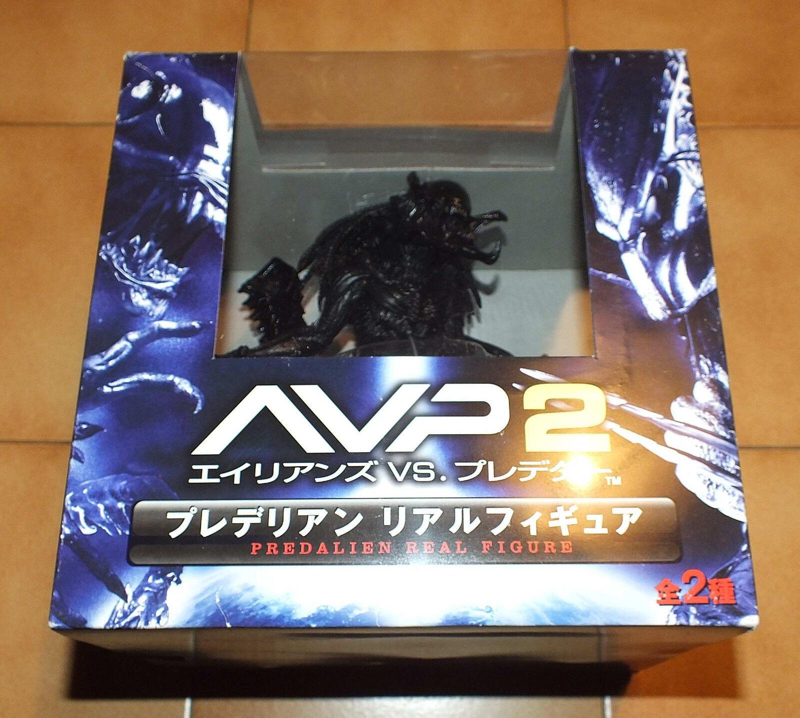 Alien Alien Alien - Japan Exclusive Protalien schwarz AVP2 AVPR Alien Vs Protator Requiem 1dfbee