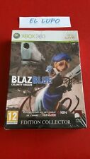 BLAZBLUE CALAMITY TRIGGER EDITION COLLECTOR XBOX 360 NEUF SOUS BLISTER VF