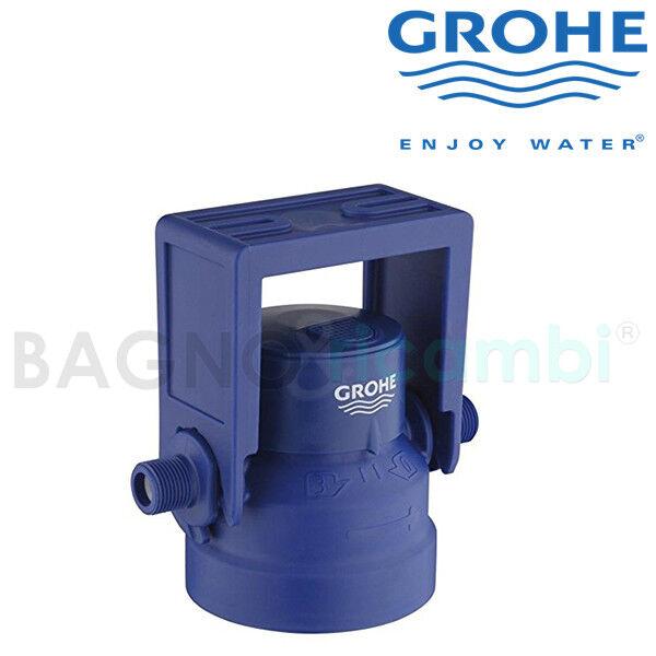 Ricambio Testata filtro Grohe bleu per cartuccia filtrante 64508001