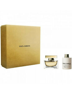 Details zu Dolce & Gabbana D&G The One 75 ml EDP Eau de Parfum + 100ml Bodylotion im Set