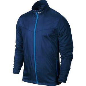 52e38b8f NWT Mens M Nike Golf Shield Full Zip Windbreaker Wind Resistant ...