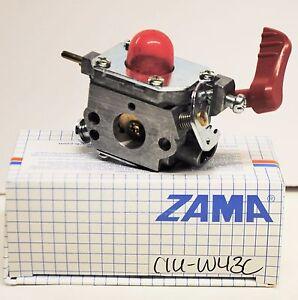 GENUINE-OEM-Zama-C1U-W43-Carburetor-for-Poulan-VS-2-Blower