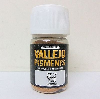 VAL73117 - Vallejo Pigments - Rust
