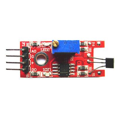 Hall Effect KY-003 Magnetic Sensor Module DC 5V For Arduino PIC AVR Smart vb