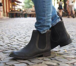 Clarks-Schuh-MAYPEARL-NALA-black-schwarz-DamenBoot-Stiefelette-Chelsea-Boot-NEU