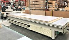72 X 240 Axyz Model Panel Builder 5018 Cnc Router With 3 Heads
