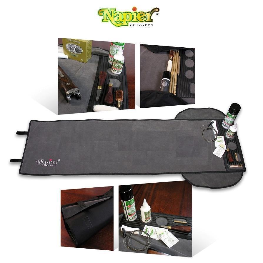 Napier Universal Gun Cleaning Mat Shotgun Rifle Non Slip Surface Predector