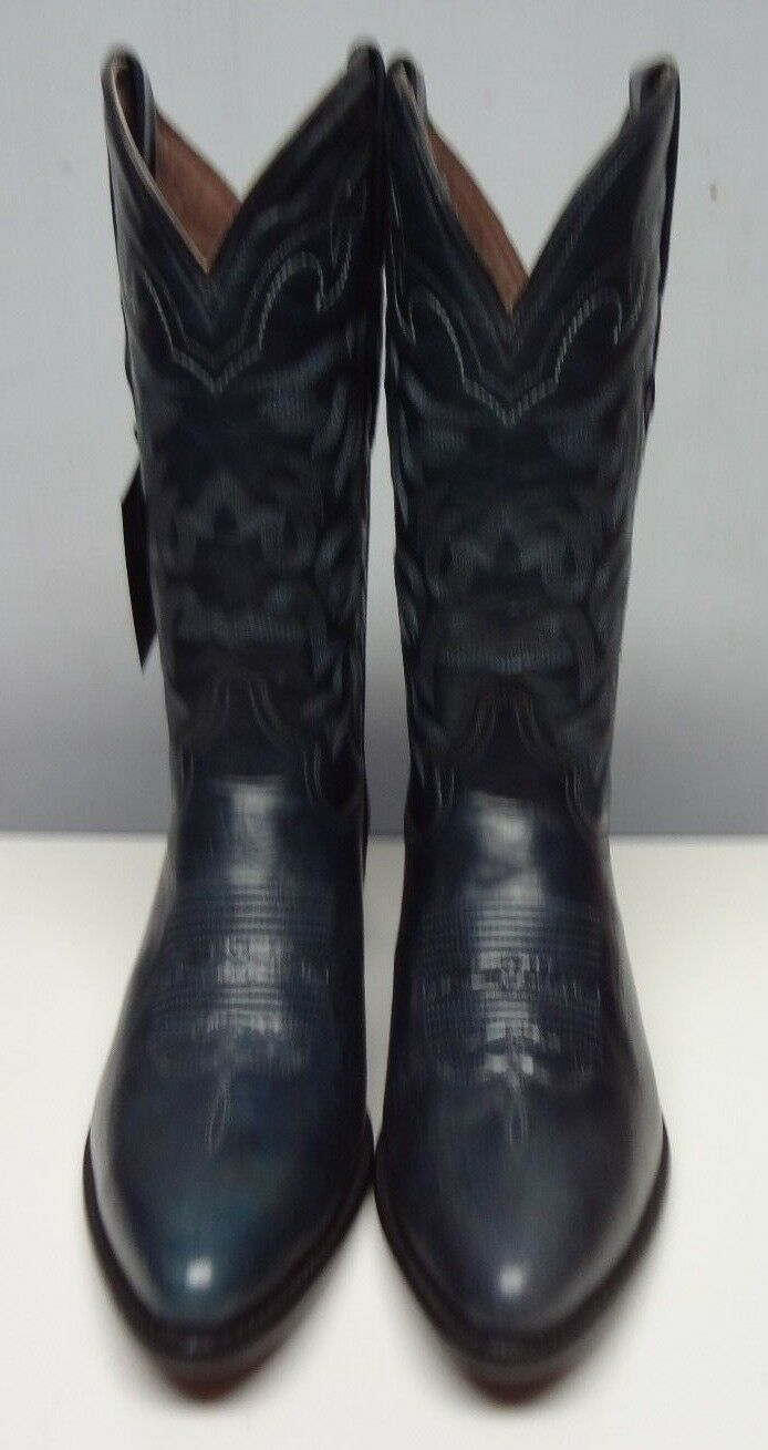 Men's  cowboy boots genuine leather western Original C191