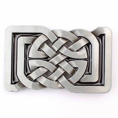 CLT-02 Vintage Celtic Knot Men/'s Belt Buckle Western Cowboy Native American