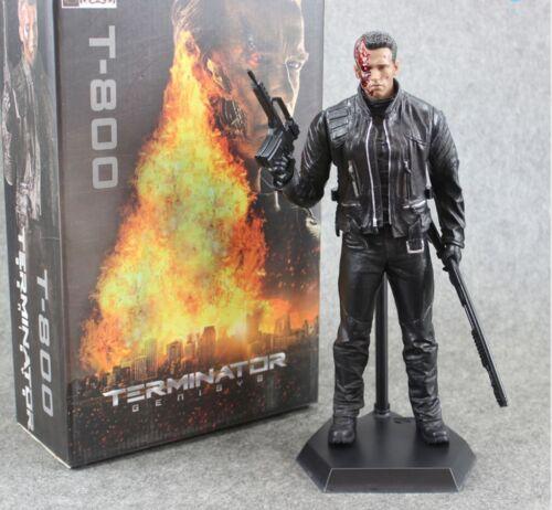 Terminator Commando Action Figure Predator Arnie Model Gift PVC Movie Collection