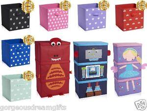 Kids Toy Box Storage Childrens