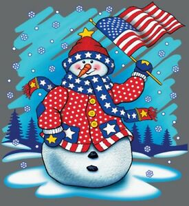 Snowman-amp-American-Flag-Shirt-Christmas-Shirt-X-Mas-Holiday-Cheer-Sm-5X
