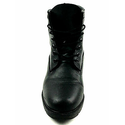 Timberland ALL leather  6 Inch Preminum Waterproof Boots  Size 8 USA.