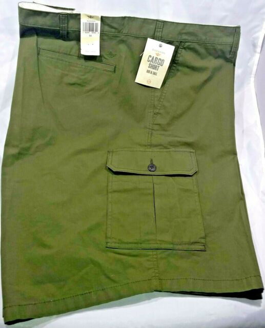 f1806de0c8 DOCKERS Cargo Short Big   Tall Shorts Green Size 54 S h for sale ...