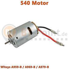 Wltoys A959-B A969-B A979-B 540 Motor 1:18 RC Car Auto Engine A959-B-13 2. Gen