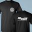 thumbnail 1 - SIG Sauer Academy fire arms Pistol Gun Black T-Shirt