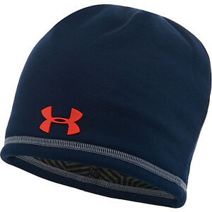 d017270c07cc5 Image is loading under-armour-mens-coldgear-infrared-storm-beanie-hat-
