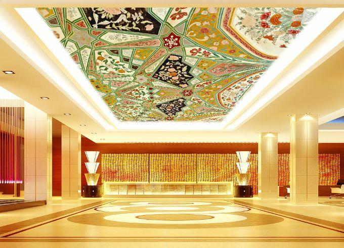 3D Pure Painting Ceiling WallPaper Murals Wall Print Decal Decal Decal Deco AJ WALLPAPER GB 2eb59b