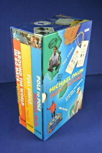 MICHAEL-PALIN-TRAVELS-THE-WORLD-3-Book-Box-Set-Full-Circle-Pole-To-Pole-etc