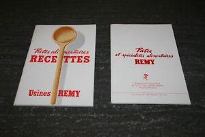 Anciens Livres Sur Les Recettes PÂtes Alimentaires +/-1960. Design Professionnel
