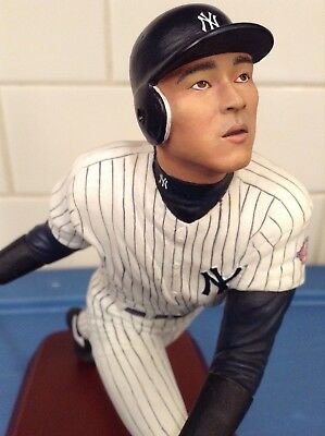 New York Yankees Hideki Matsui Sehr Guter Zustand Ein Unbestimmt Neues Erscheinungsbild GewäHrleisten Weitere Ballsportarten Danbury Mint