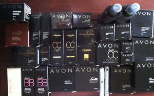 AVON-Foundation-Concealer-Blush-amp-Brushes-Choose-3-for-20-with-free-post