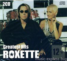 Roxette Greatest Hits 2CD Set DigiPak - Brand New