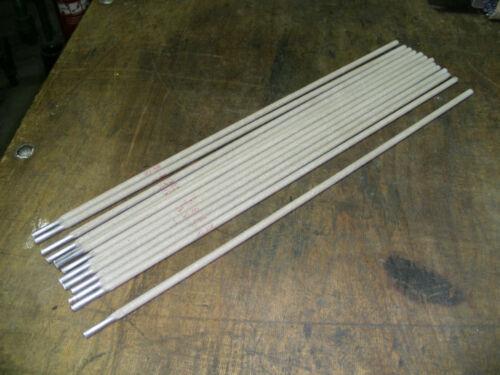 Wechselstrom oder Gleichstro 1 kg Schweißelektroden Anker 5x 450mm lang.DDR