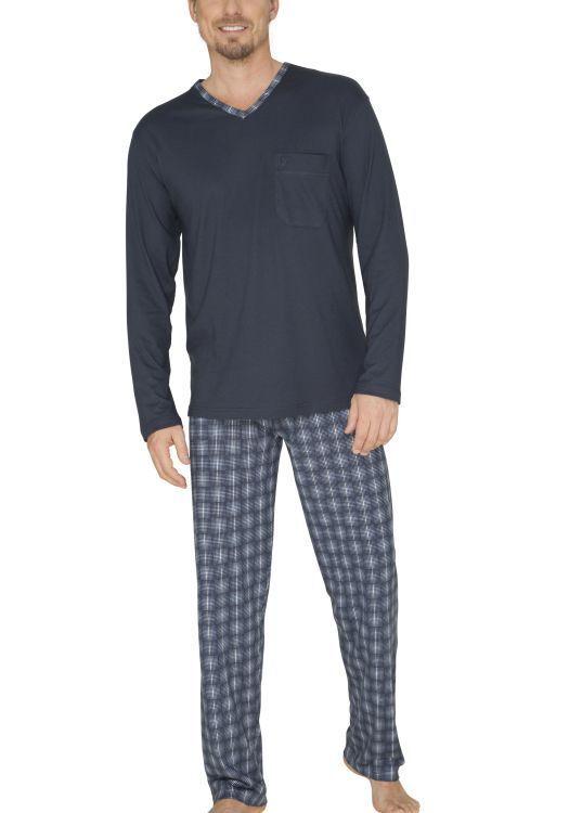 Pyjama-  Schlafanzug .......62/ 5XL von hajo ..... 50 % Baumwolle - 50% Modal