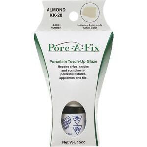 4 Pk Porc A Fix Porcelain Touch Up Paint Glaze Repair