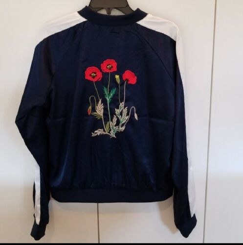New Blomsterbroderi Juliet Jacket Romeo Bomber a6w70XS1