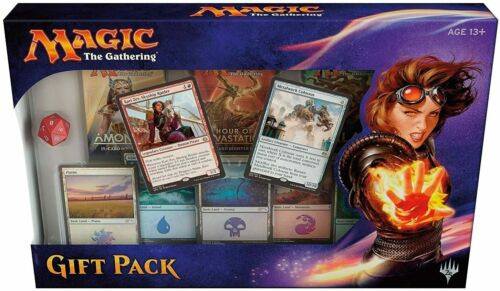 Magic the Gathering Cadeau Pack anglais Wizards Coast Trading Cards