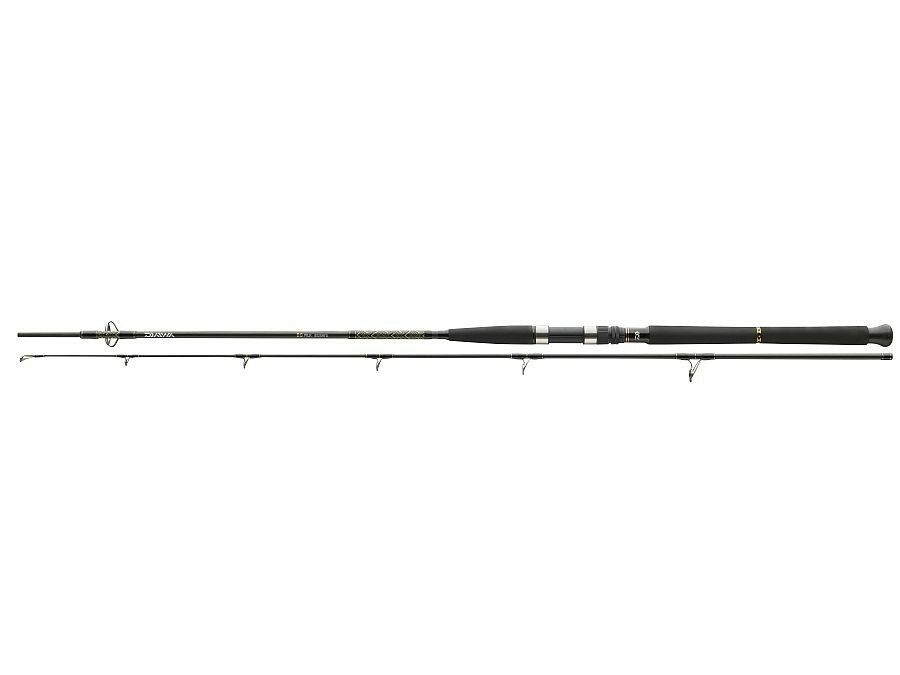 Daiwa BG Pilk   2,10-3,00m   2 sections   sea rod   canne da pesca