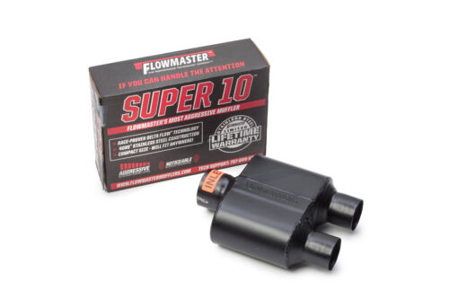 1988-1995  Silverado Dual Exhaust Kit Flowmaster Super 10 Series Muffler Kit